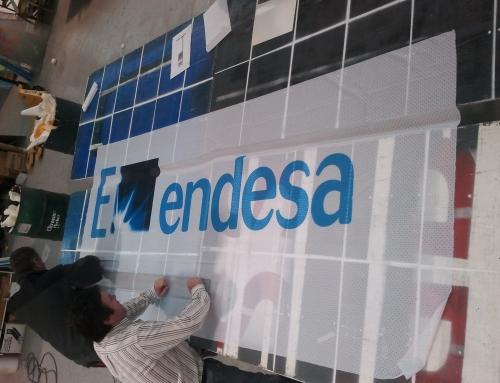 Endesa – Banner