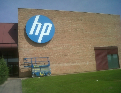 HP – Digital Signage