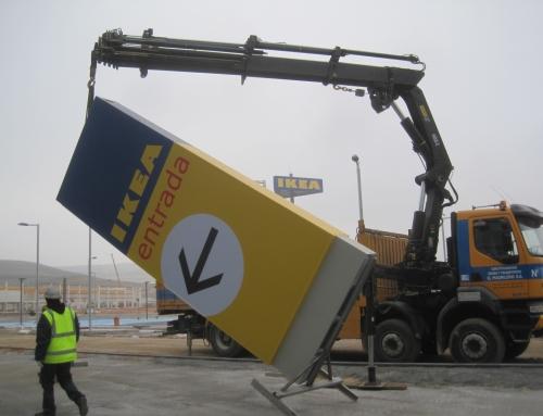 Ikea – Totem