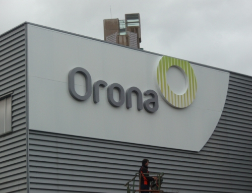 Orona – Illuminated Sign