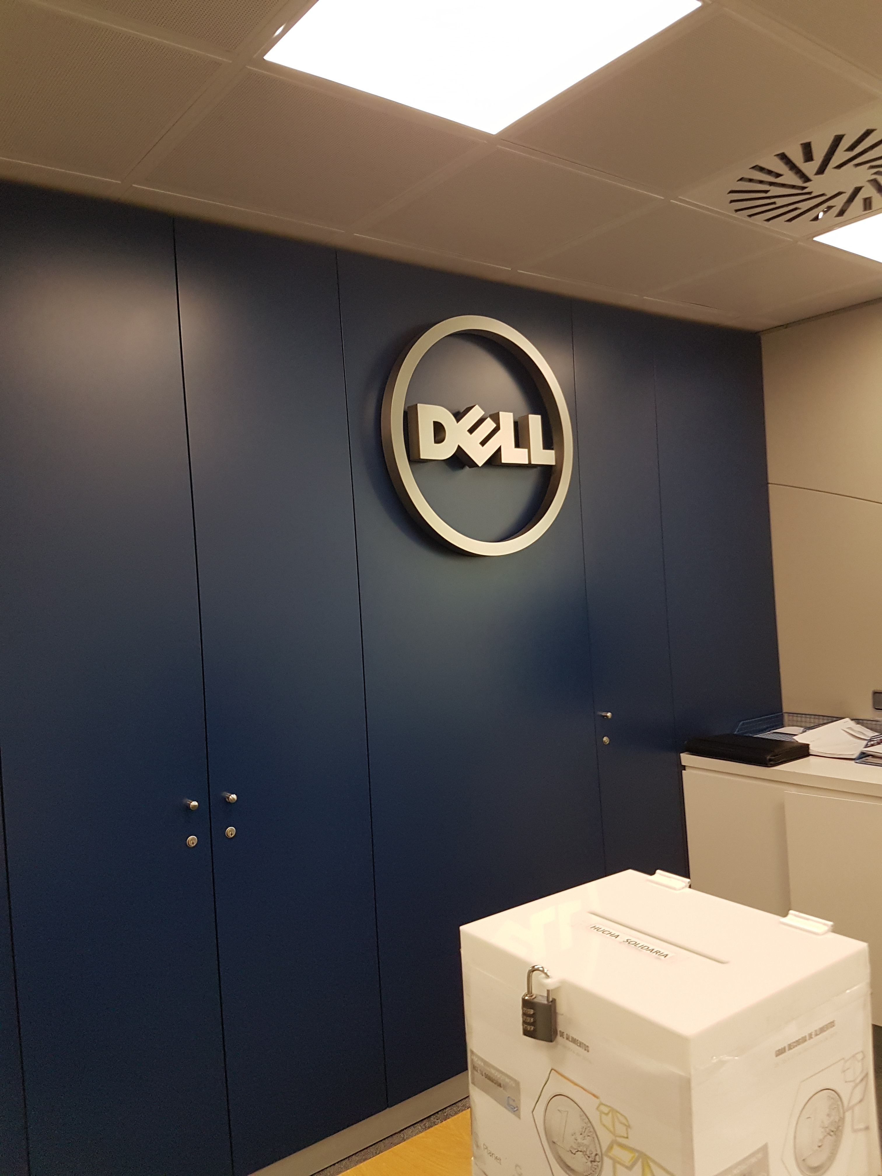 DELL - Plate Letters 3