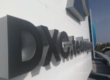DXC - Illuminated Sign 1