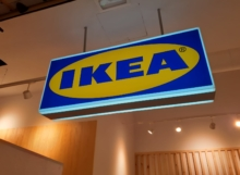 IKEA - Interior Illuminated Sign