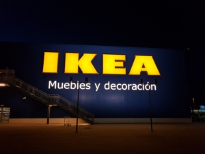 IKEA - Jerez Illuminated Sign 1