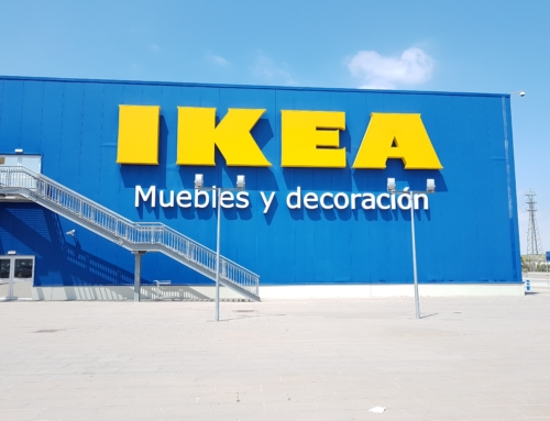 IKEA – Illuminated Sign