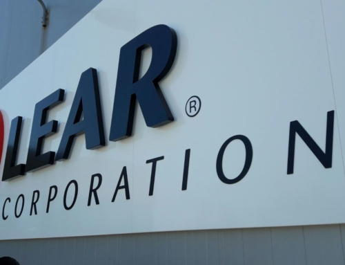 LEAR – Pan Sign