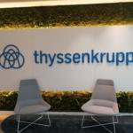 Thyssenkrupp - Interior Plate Letters 4